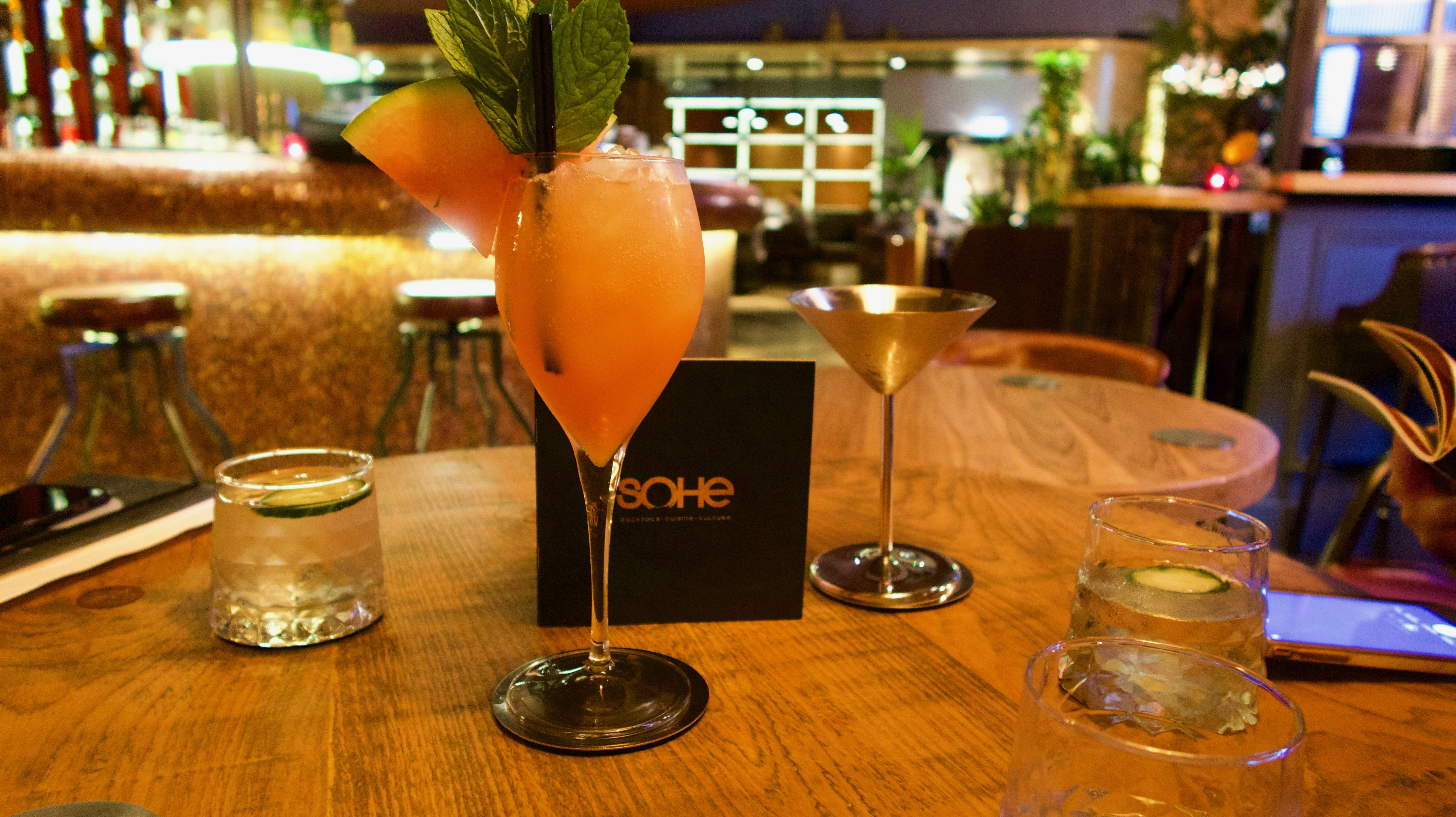 SoHe Jesmond Cocktail Lounge Relaunch 3