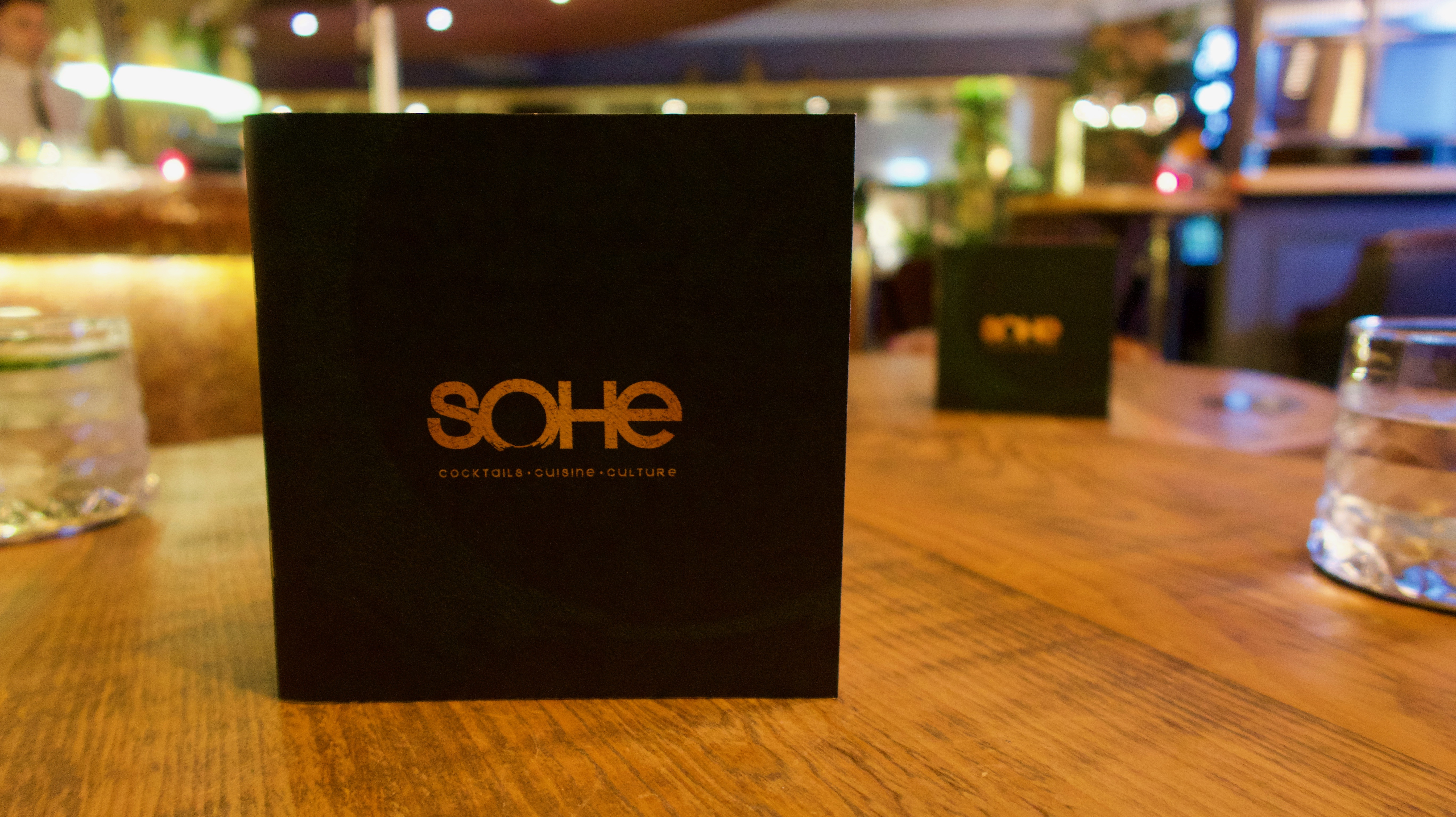 SoHe Jesmond Cocktail Lounge Relaunch 1