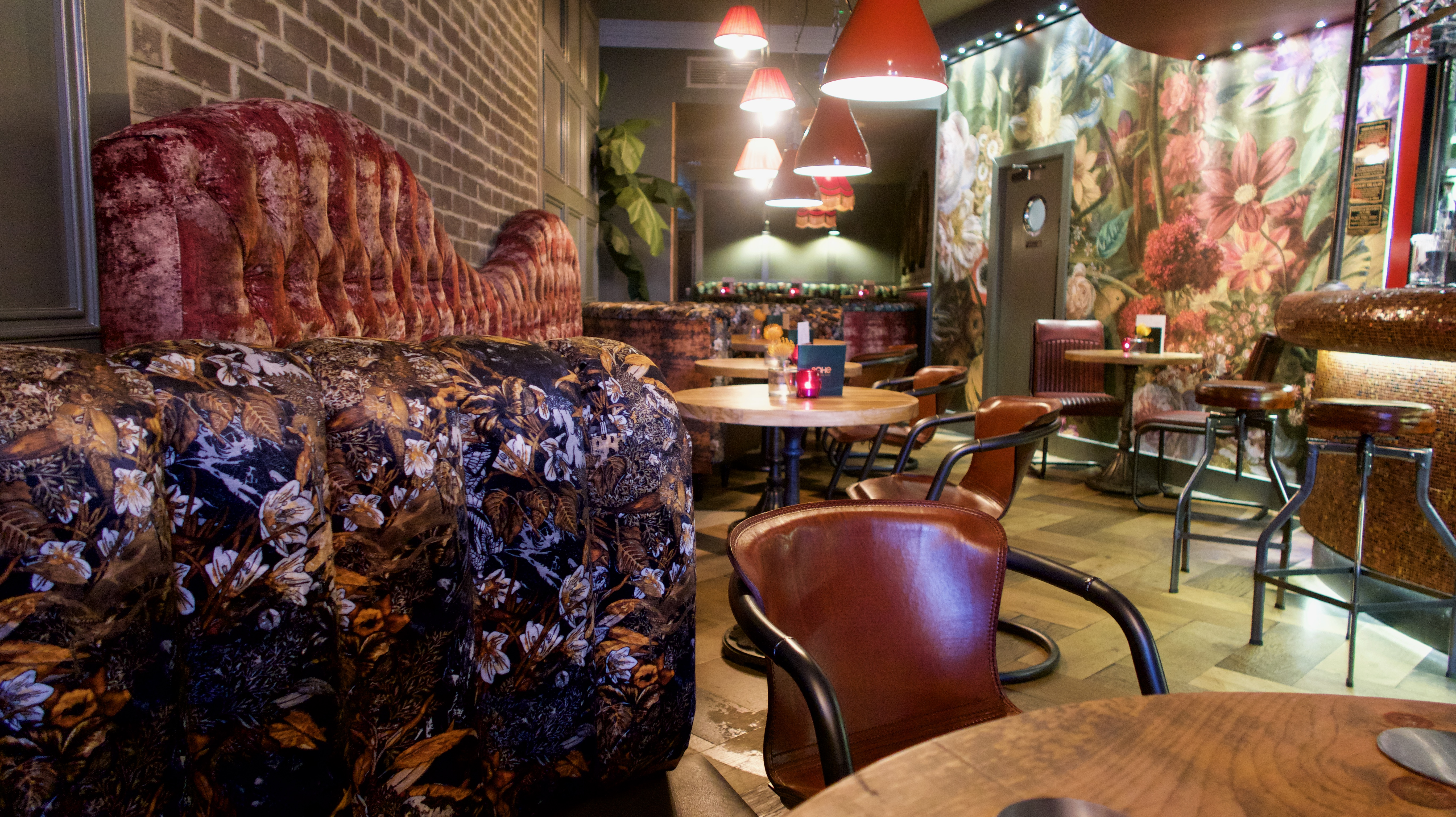 SoHe Jesmond Cocktail Lounge Relaunch 2