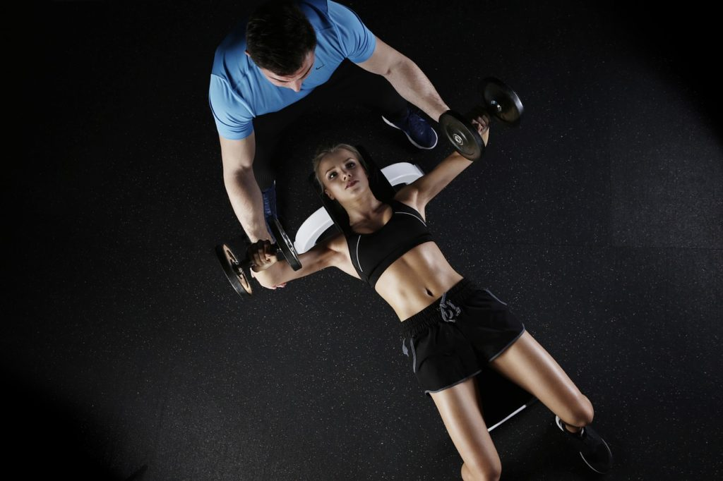 What do you need to become a qualifies personal trainer   Becoming a pt fitness   Elle Blonde Luxury Lifestyle Destination Blog