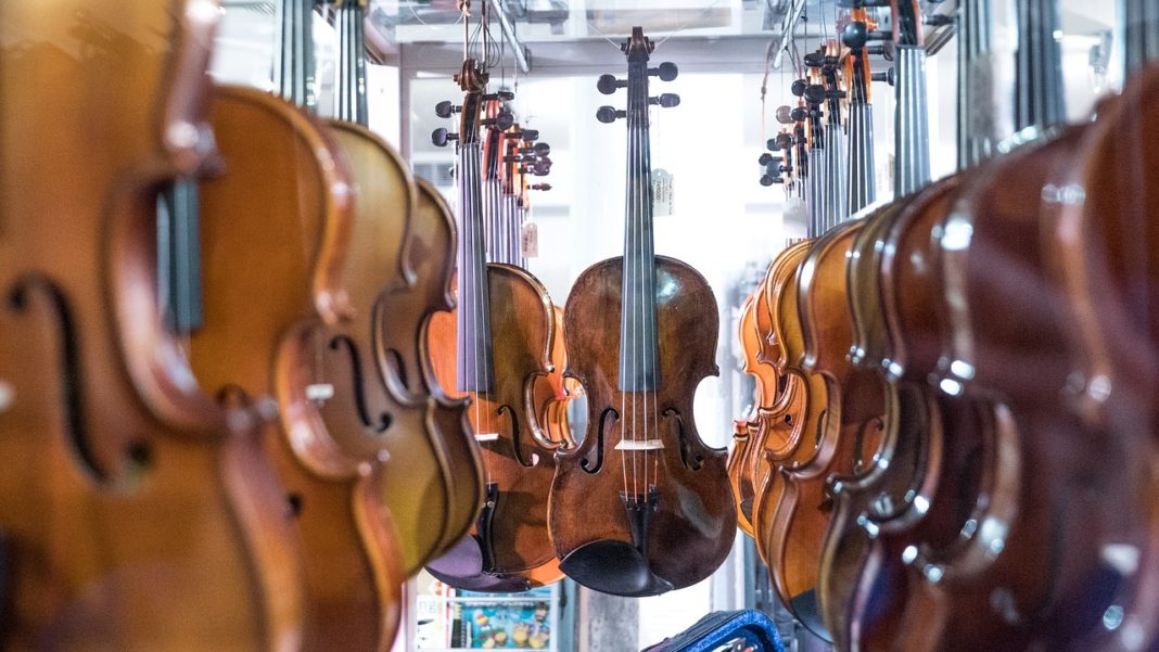 Choosing the correct viola bow for your instrument | Musical guide | Elle Blonde Luxury Lifestyle Destination Blog