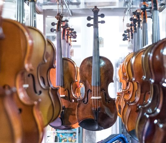 Choosing the correct viola bow for your instrument   Musical guide   Elle Blonde Luxury Lifestyle Destination Blog