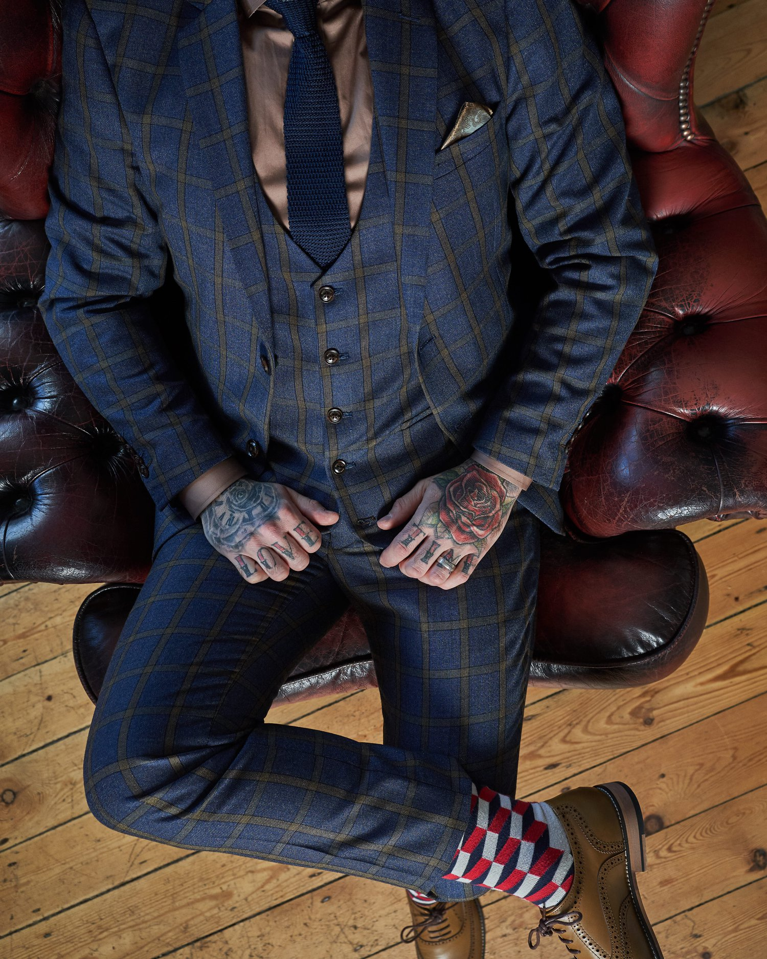 Maxster Debonair Menswear Clothing and Accessory Brand | North-East business opens second store in London's Spittalfields | Elle Blonde Luxury Lifestyle Destination Blog