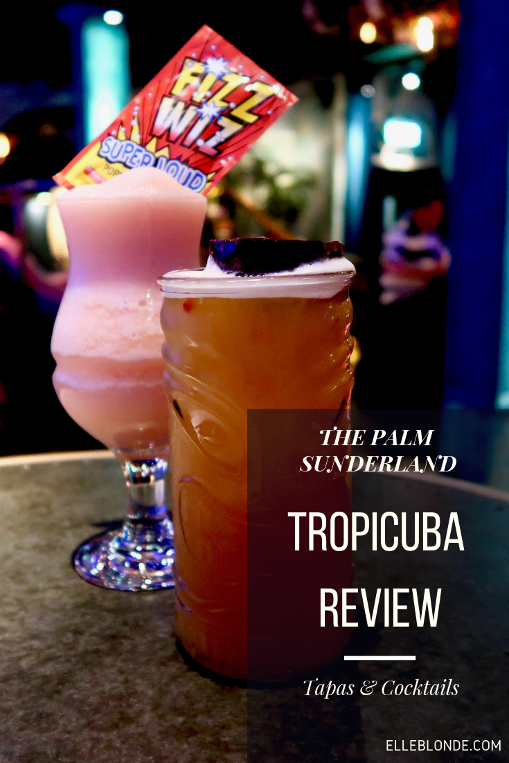 The Palm Sunderland: Tropicuba Review 8