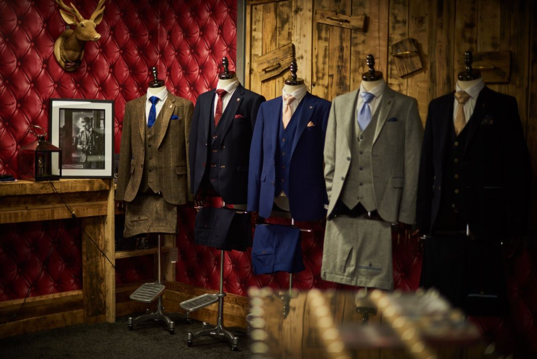 Master Debonair Menswear Clothing and Accessory Brand | North-East business opens second store in London's Spittalfields | Elle Blonde Luxury Lifestyle Destination Blog