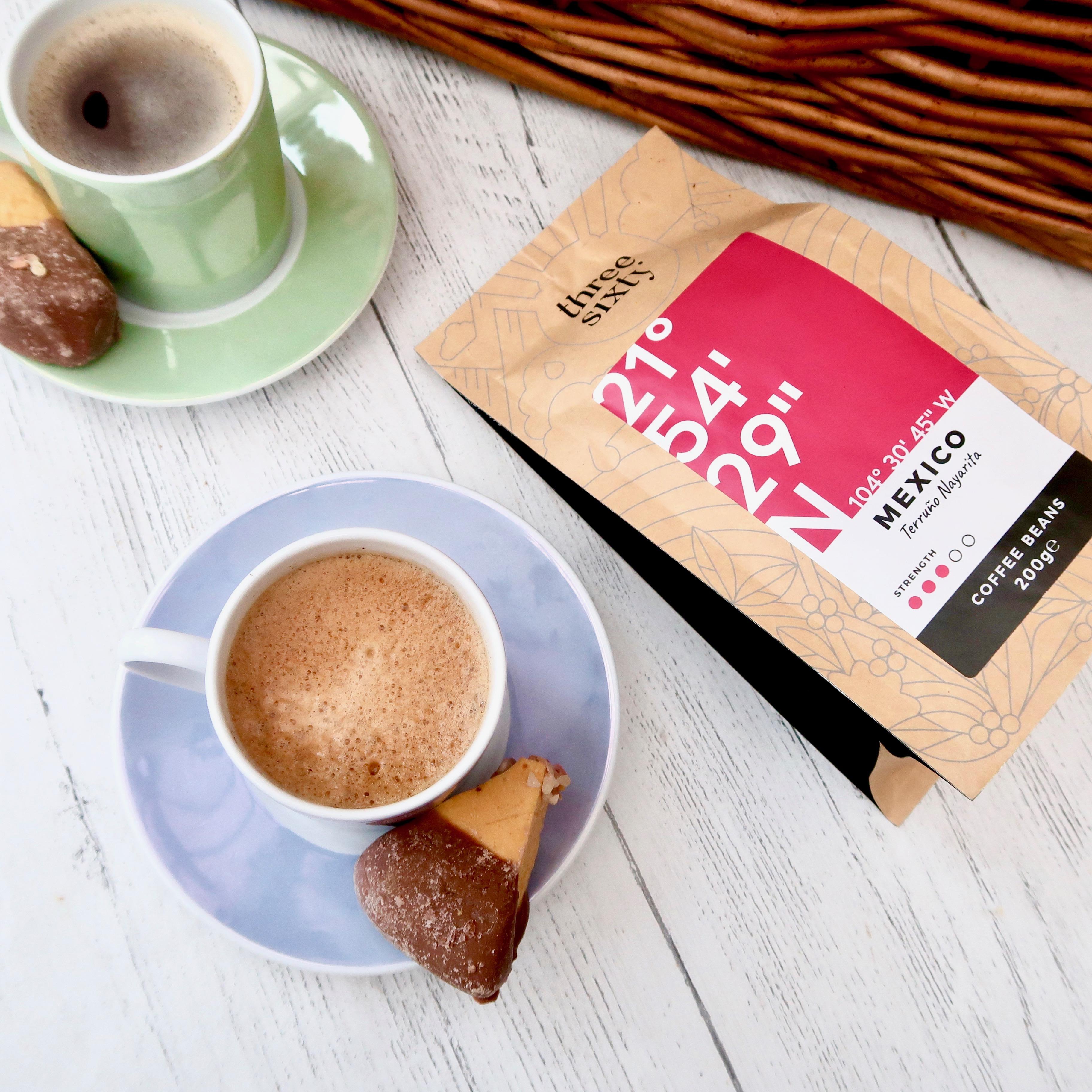 ThreeSixty° Coffee - Fair Trade and Organic Coffee from Peru, Cuba and Mexico 5