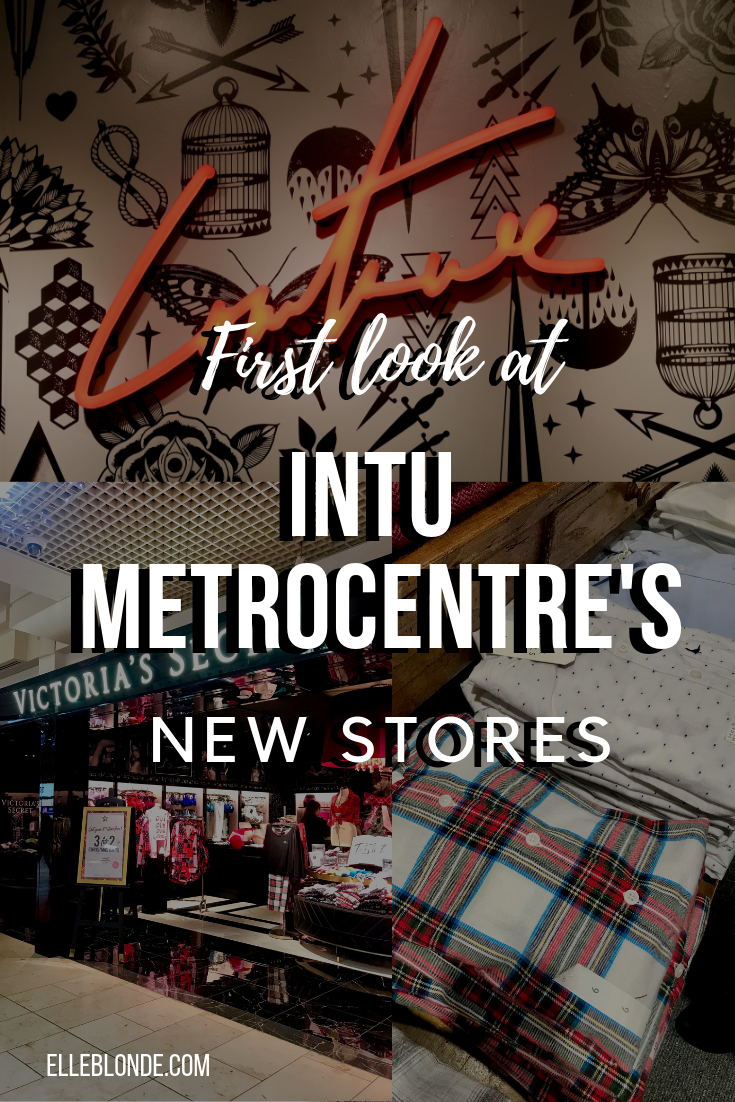 intu Metrocentre - new stores this Winter 10