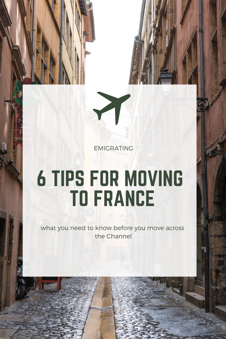 Moving to France what you need to know | A definitive guide of things you should consider when emigrating | Elle Blonde Luxury Lifestyle Destination Blog