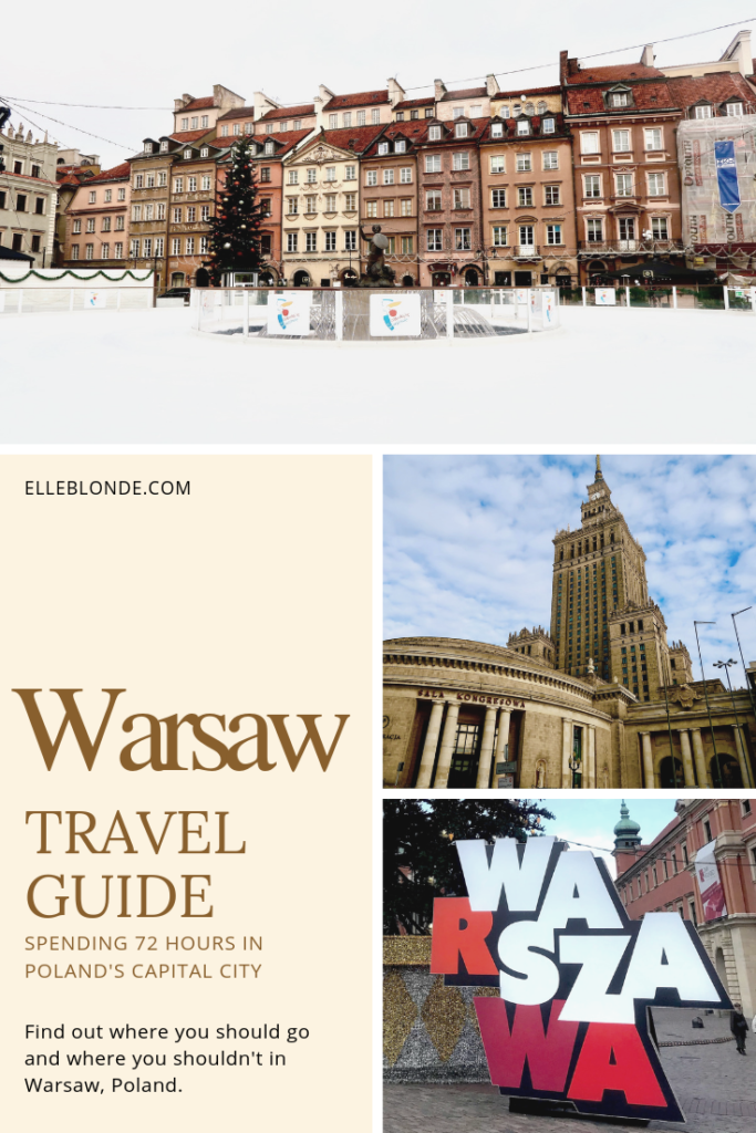 Visiting Warsaw   A guide to Poland's Capital 16