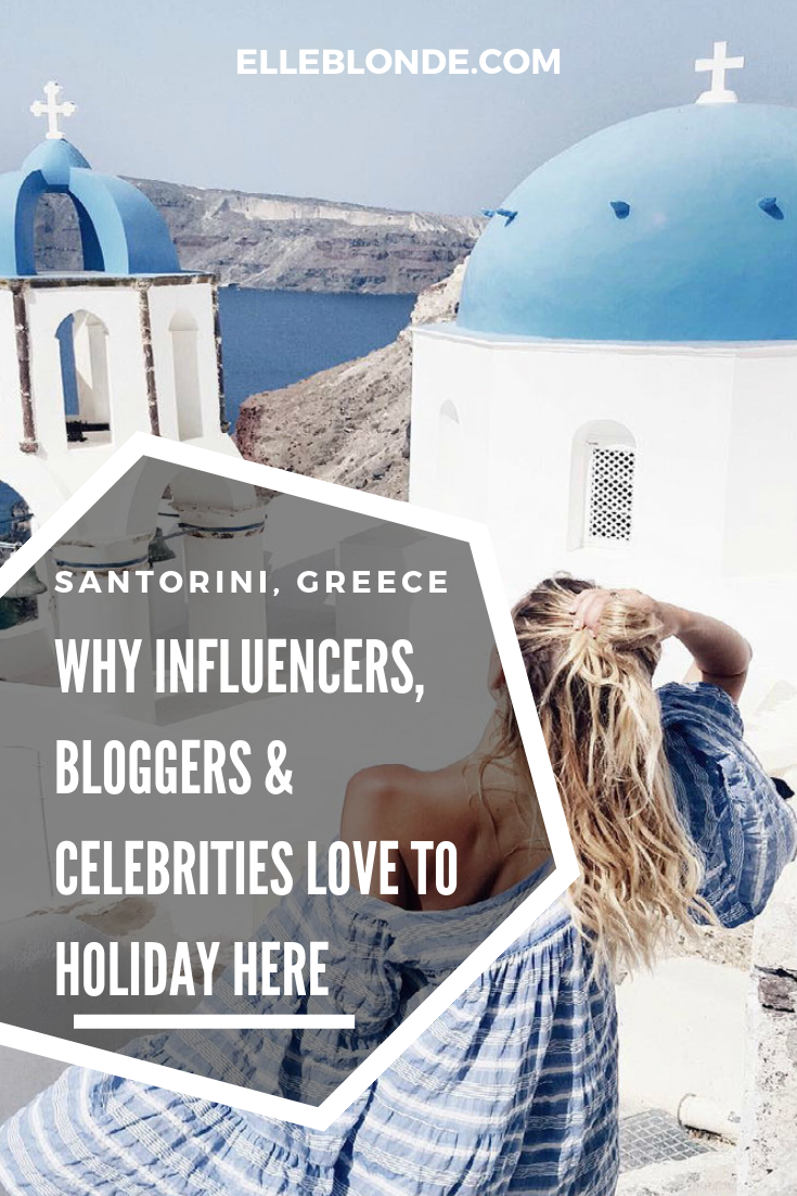 Santorini: Iconic moments on the island that will never go out of style 9