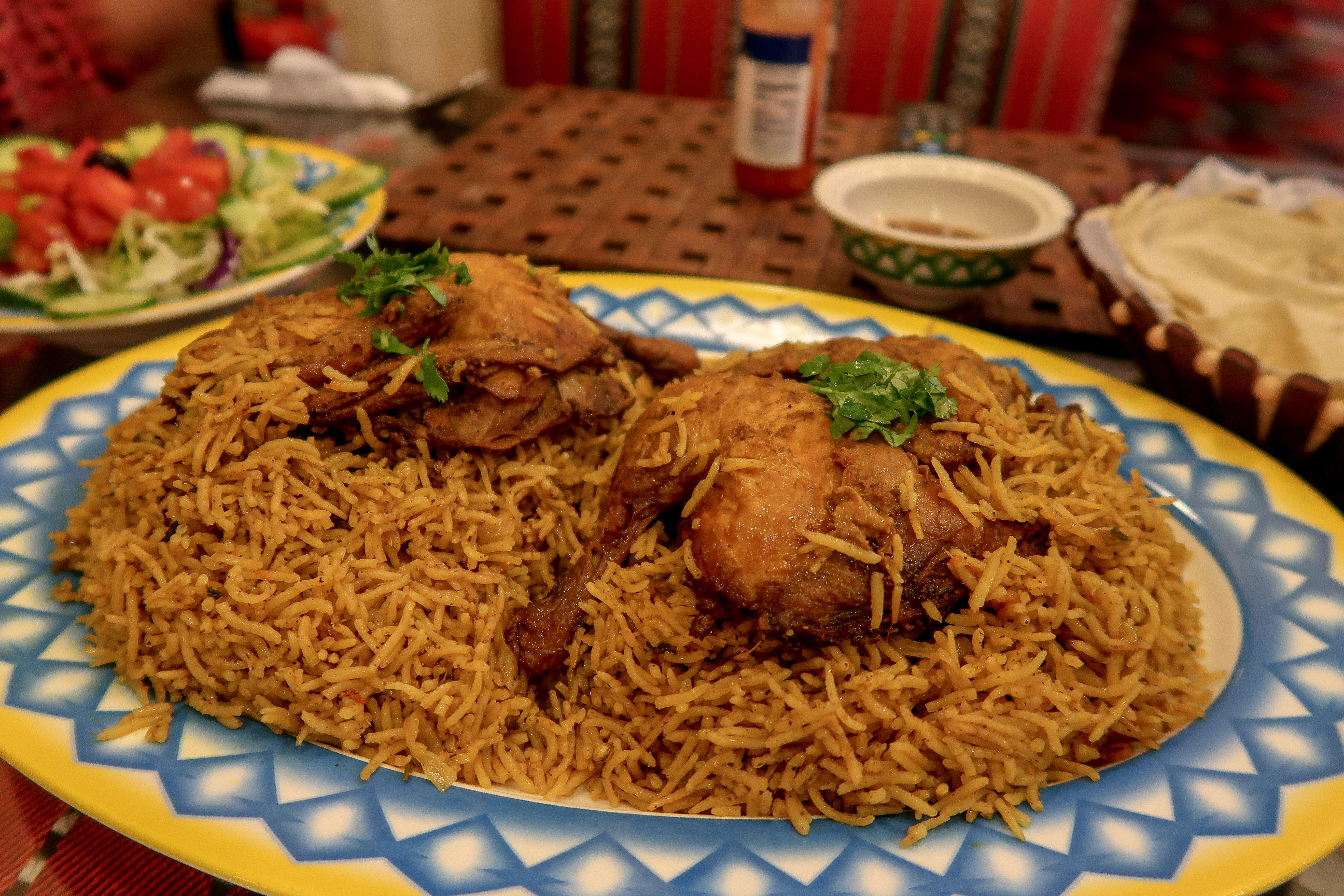 Where's good to eat in Doha, Qatar 2