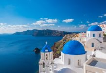 Why Santorini, Greece should be on your top 10 travel destinations to visit | Travel Bucket List & Guide | Elle Blonde Luxury Lifestyle Destination Blog