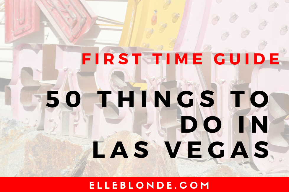 Top 50 things to do in Las Vegas other than gamble 1
