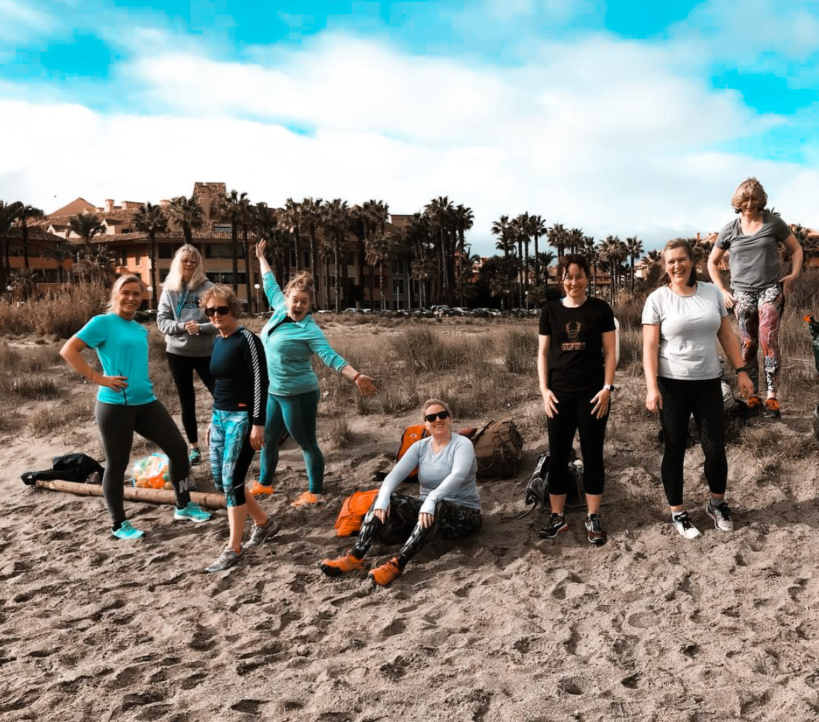 How much weight can I lose at a 7-day boot camp? | Who Dares Slims, Spain 14