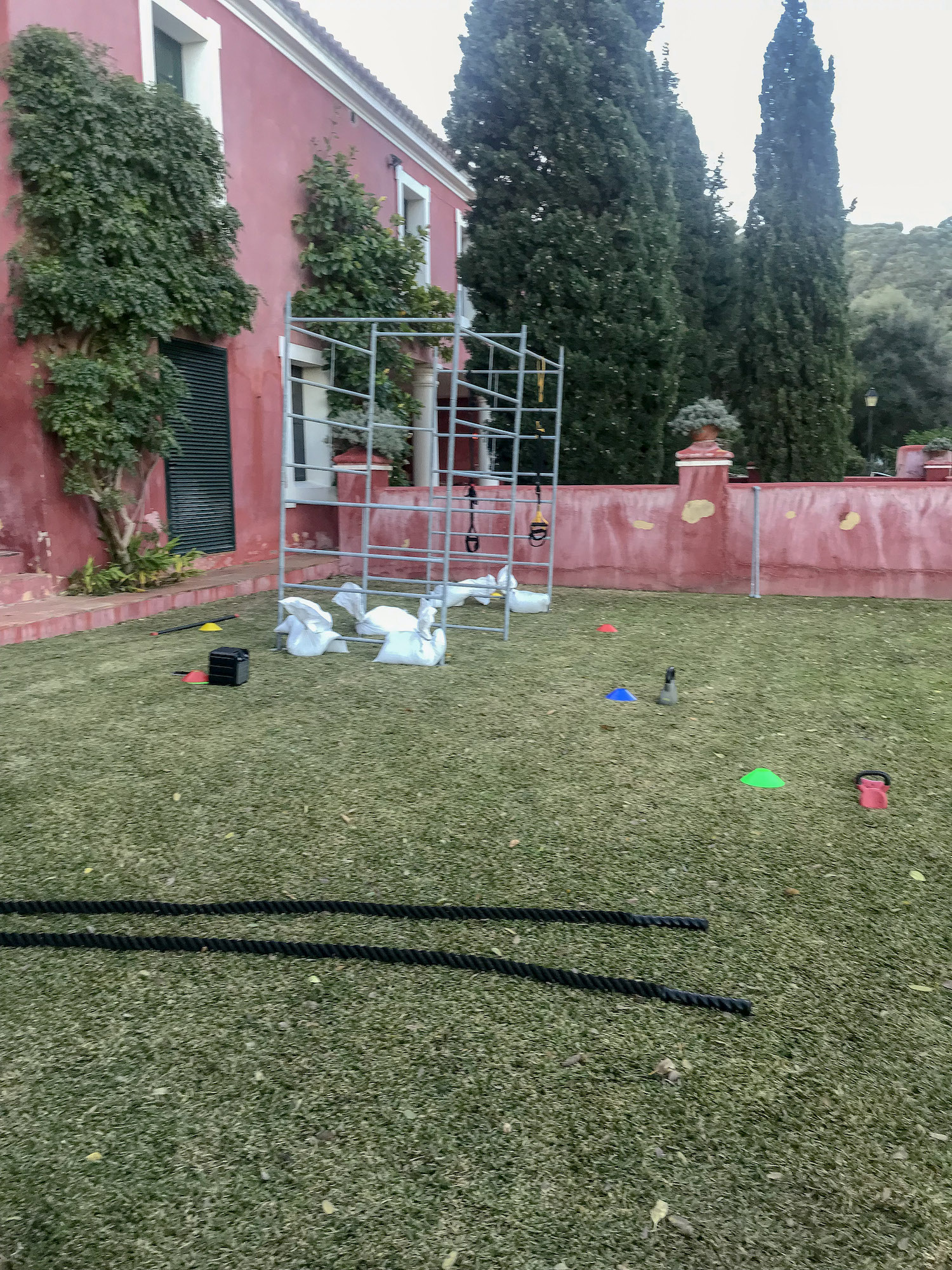 How much weight can I lose at a 7-day boot camp? | Who Dares Slims, Spain 5