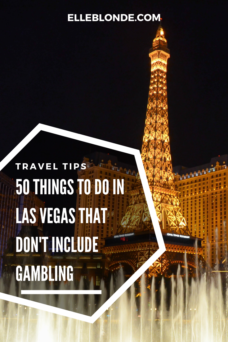 Top 50 things to do in Las Vegas other than gamble 36