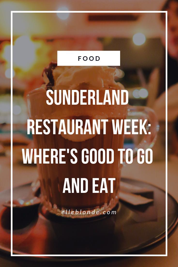 Sunderland Restaurant Week Returns 14