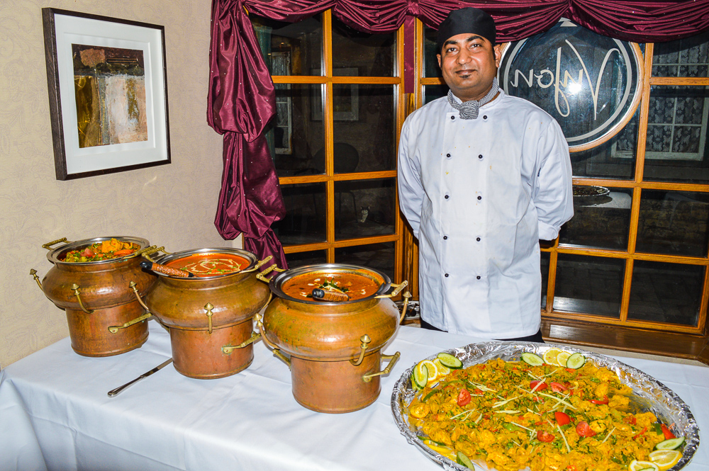 Curry Chef | Where to eat in Newcastle? | Finding somewhere to eat in Newcastle City Centre isn't difficult but where's good for decent food | We discovered Vujon Indian Restaurant | Food Review | Elle Blonde Luxury Lifestyle Destination Blog