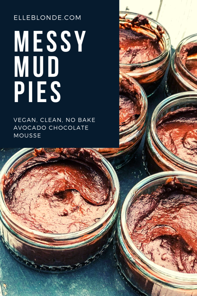 Messy Mud Pies - No-bake chocolate mousse recipe 3