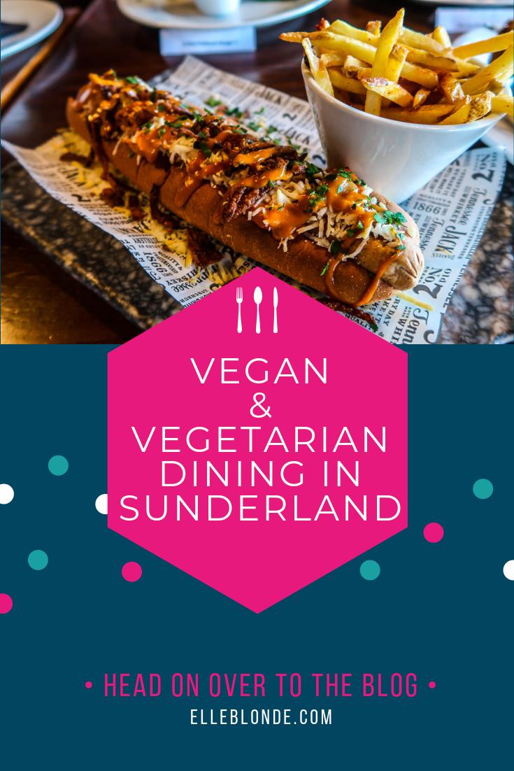 Vegetarian, Vegan and Gluten-Free dining at The Engine Room, Sunderland 17