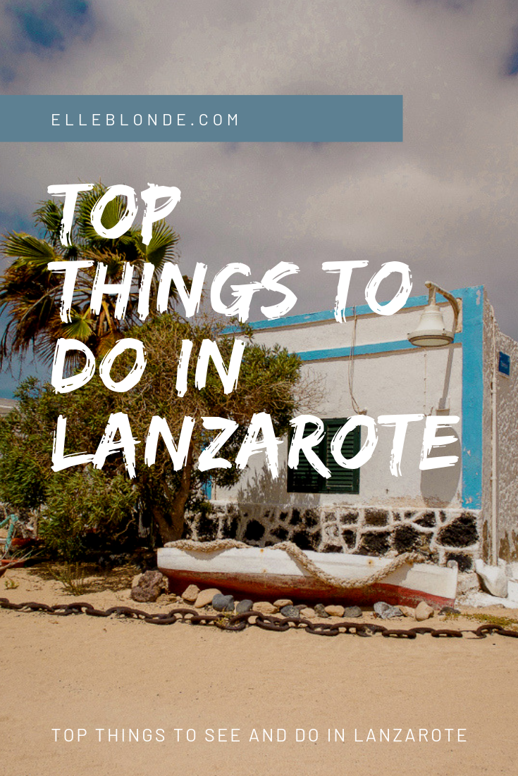 Top 5 Things To Do In Lanzarote 8