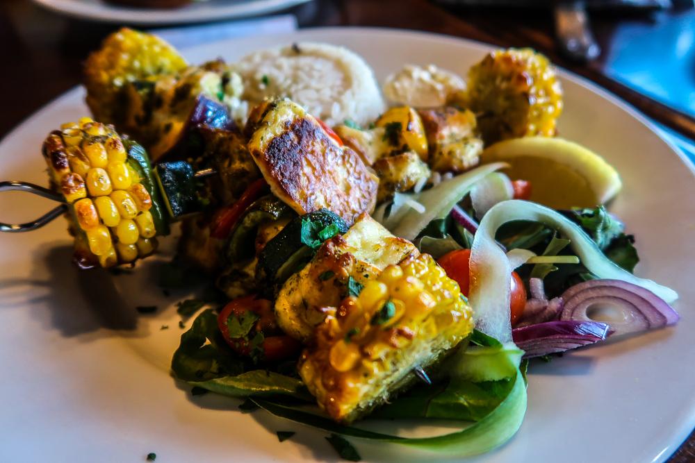 Vegetarian, Vegan and Gluten-Free dining at The Engine Room, Sunderland 12