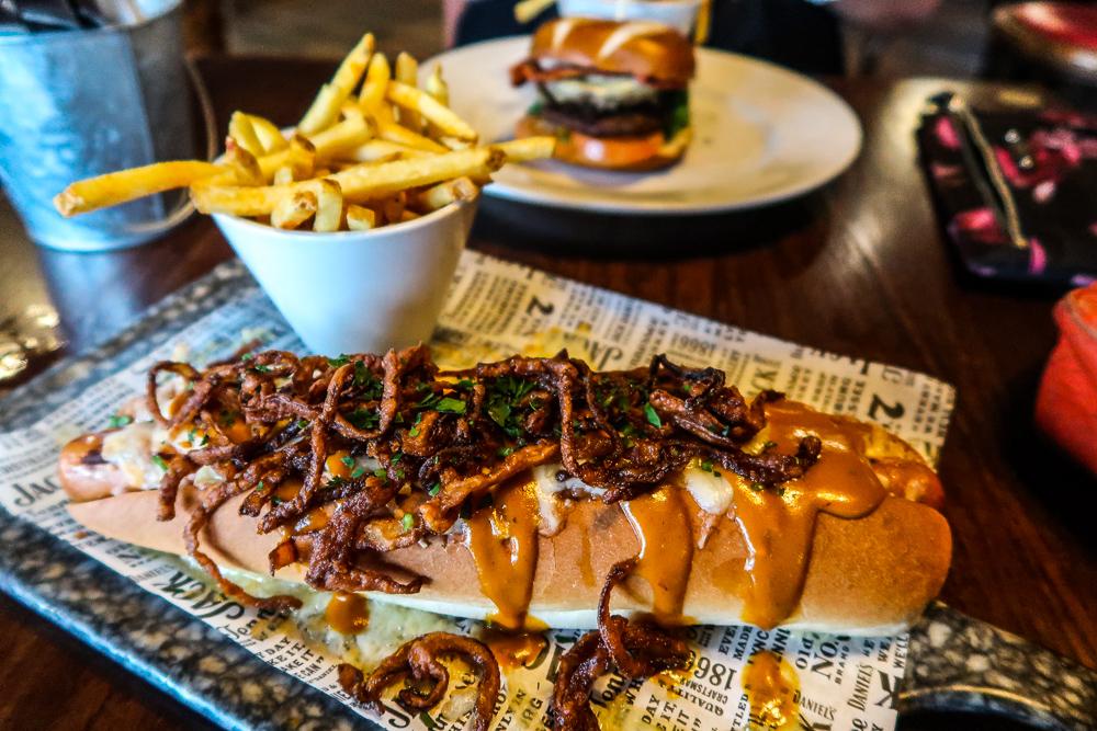 Vegetarian, Vegan and Gluten-Free dining at The Engine Room, Sunderland 13