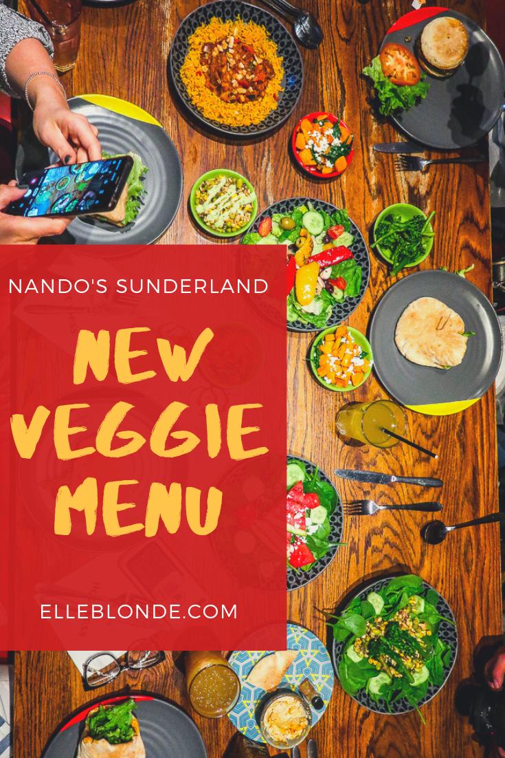 Nando's goes vegan with new menu 14