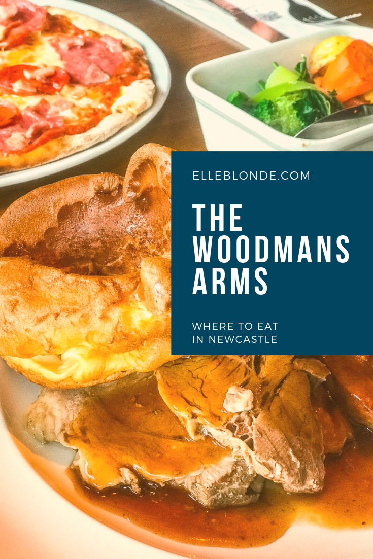 The Woodmans Arms Wickham | Where to eat in Newcastle? | Finding somewhere to eat in Newcastle City Centre isn't difficult but where's good for decent food? | We created The Ultimate Newcastle Food Guide so you don't have to search | Food Review | Elle Blonde Luxury Lifestyle Destination Blog