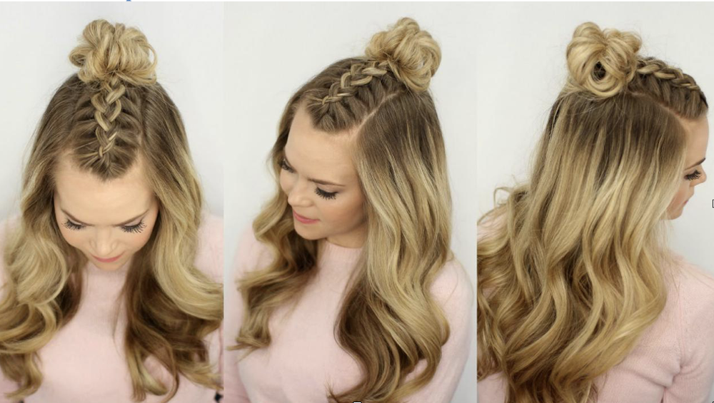 The best prom hairstyles 5