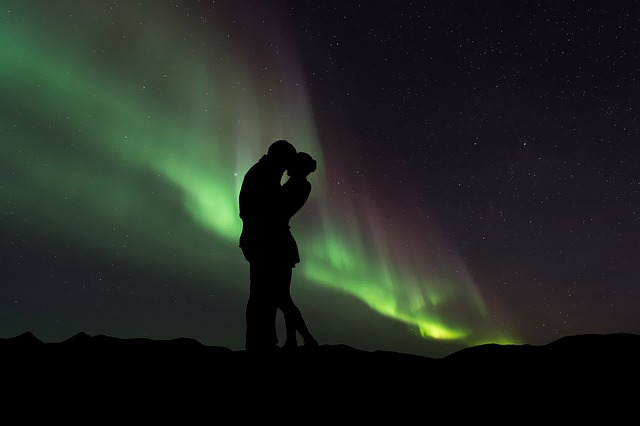 The Northern Lights | Looking for the perfect place to propose in Europe this Summer? We've got you covered with our top destinations for a perfect engagement | Wedding Tips | Elle Blonde Luxury Lifestyle Destination Blog