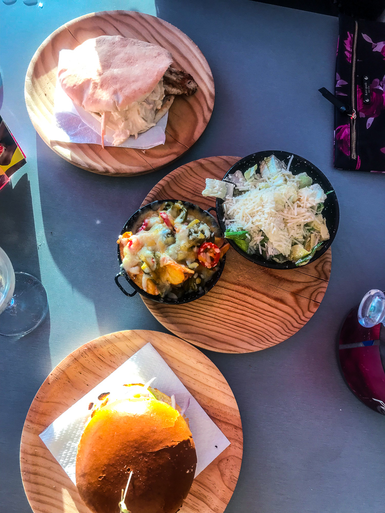 Ibiza Rocks Diner & Late Bar | Where's good to eat in San Antonio Ibiza, restaurant and food guide | Travel Tips | Elle Blonde Luxury Lifestyle Destination Blog