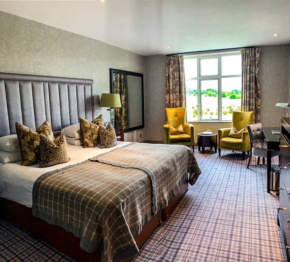 Slaley Hall Hexham Luxury Golf and Spar Resort Full Review | Dining and Wedding Venue | Hotel Stays and Review | Elle Blonde Luxury Lifestyle Destination Blog