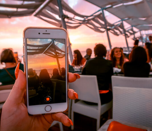 Savannah Sunset | Where's good to eat in San Antonio Ibiza, restaurant and food guide | Travel Tips | Elle Blonde Luxury Lifestyle Destination Blog