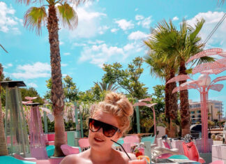 Where's good to eat in San Antonio Ibiza, restaurant and food guide   Travel Tips   Elle Blonde Luxury Lifestyle Destination Blog
