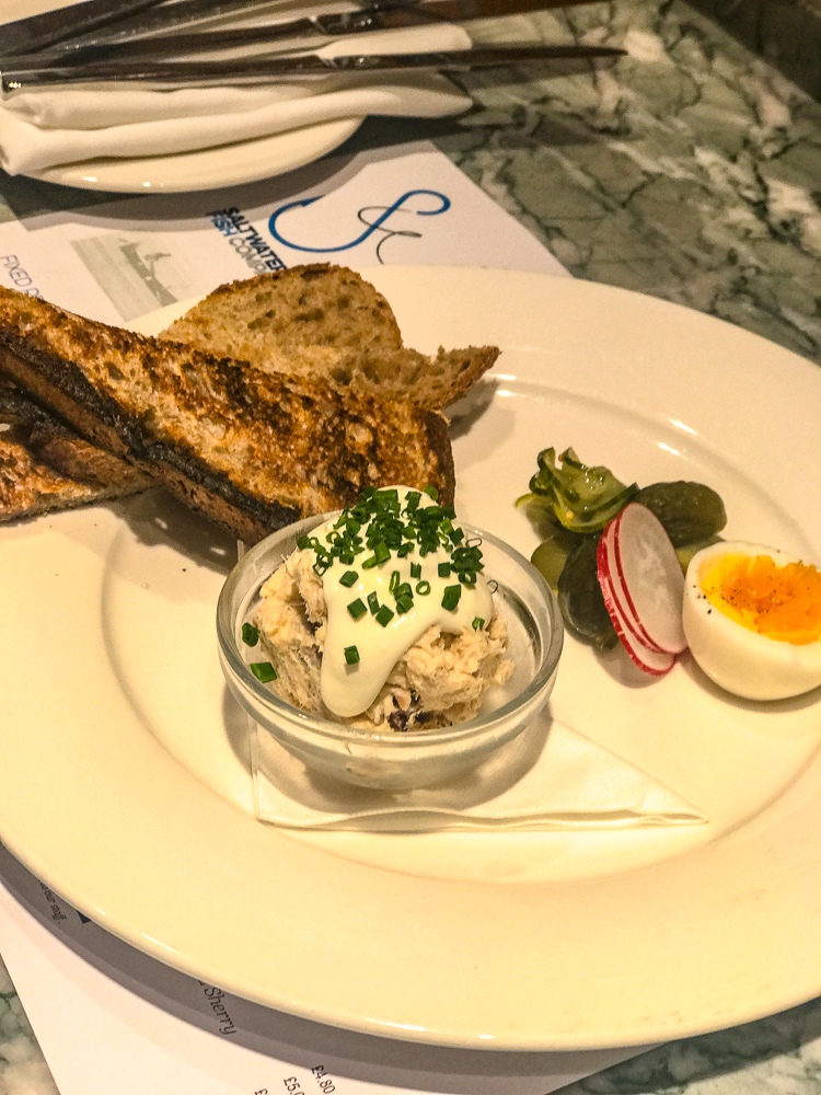 Newcastle Restaurant Week - The Saltwater Fish Company 8