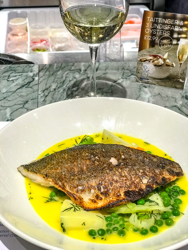 Newcastle Restaurant Week - The Saltwater Fish Company 6
