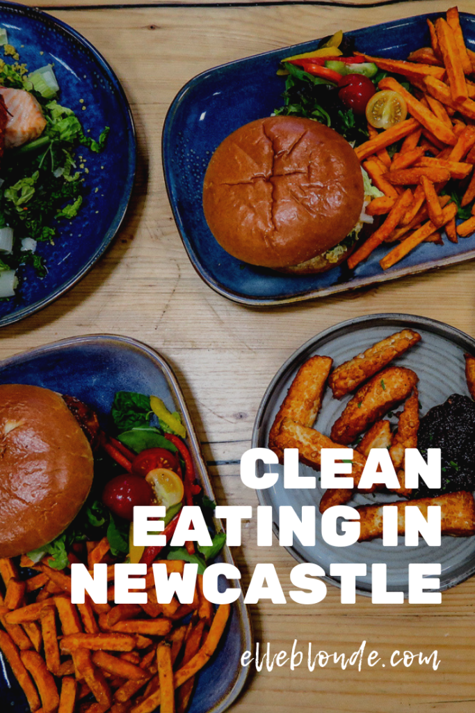 Clean Eating at Nu to Go, Gateshead 9