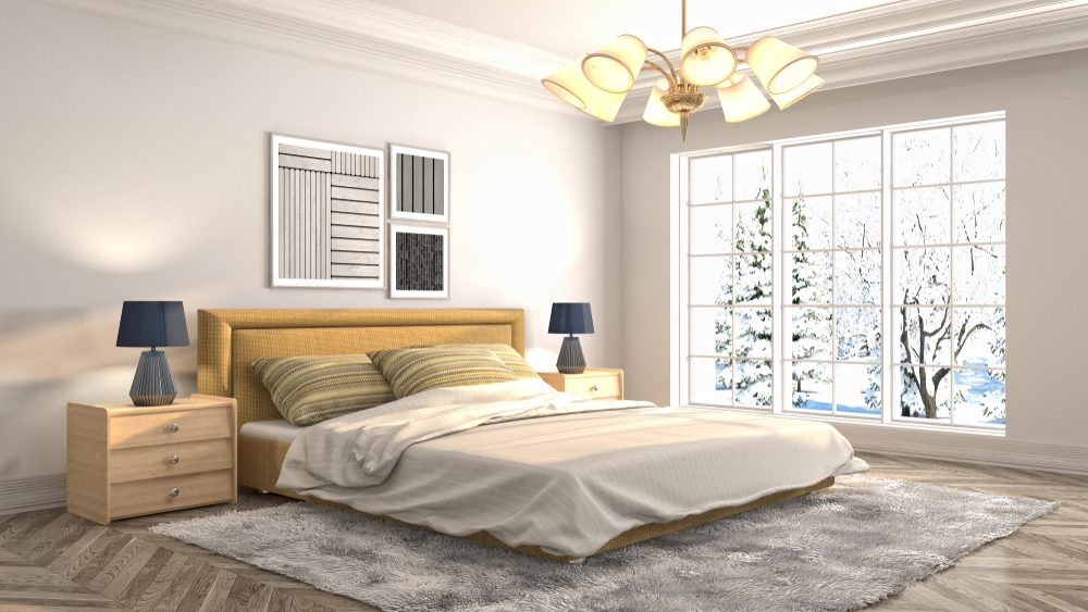 5 Easy Ways To Make Your Bedroom A Sanctuary 2