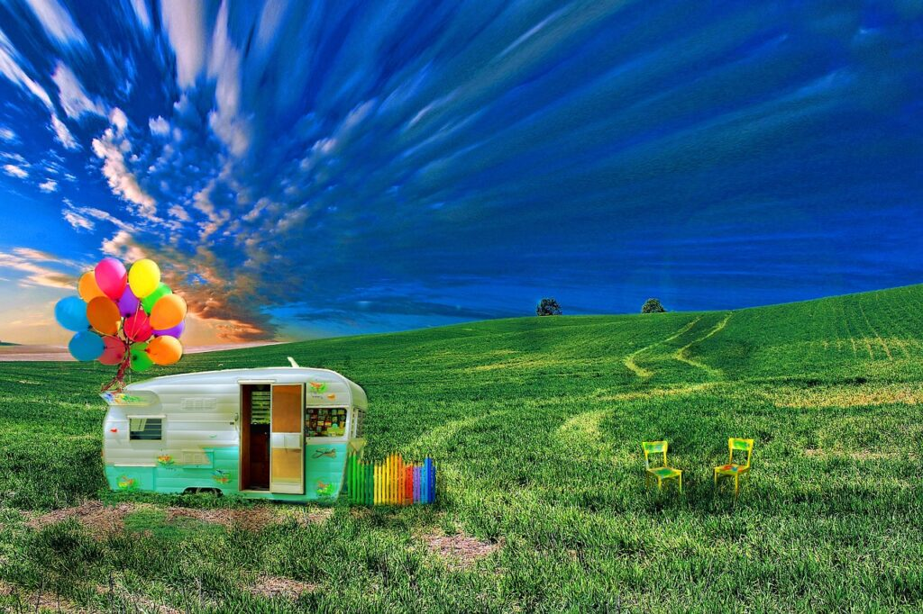 The Caravan Holiday - A Suitable Alternative to Hotels and Villas? 1