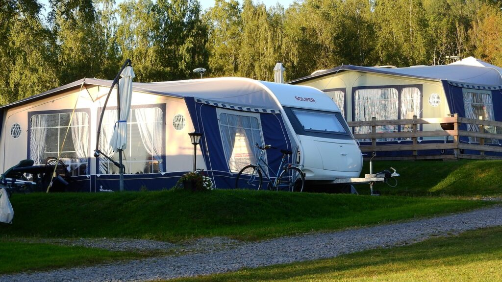 The Caravan Holiday - A Suitable Alternative to Hotels and Villas? 2