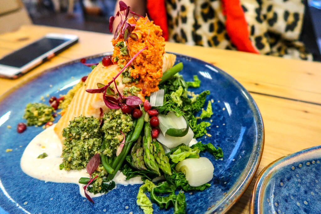 Clean Eating at Nu to Go, Gateshead 3