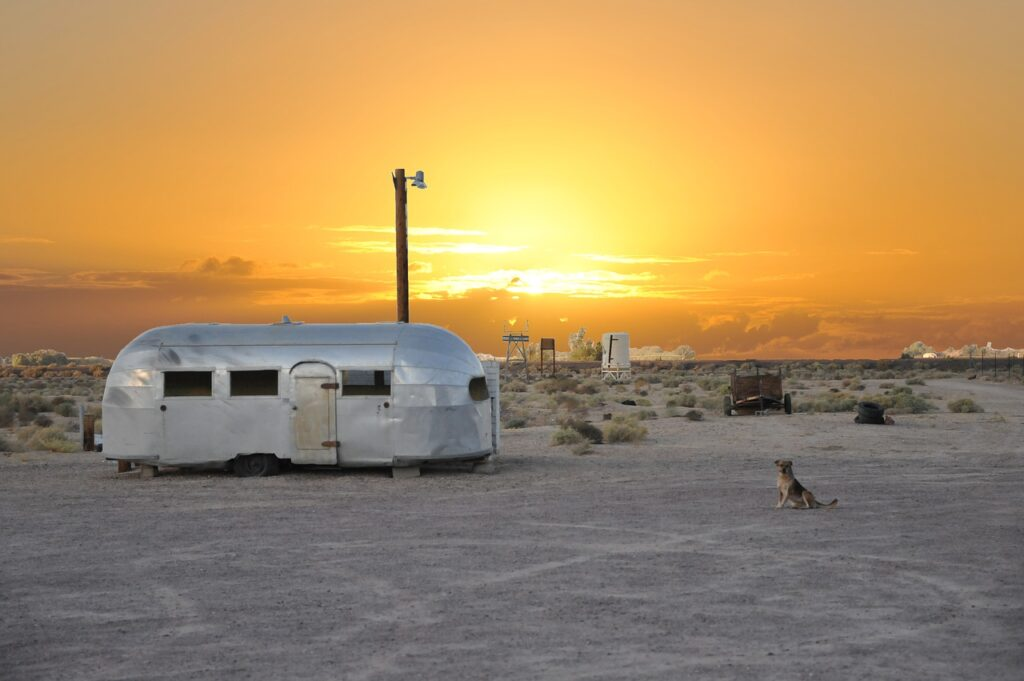 Are caravan holidays better than villa or hotel stays? We find out in todays travel guide | Elle Blonde Luxury Lifestyle Destination Blog