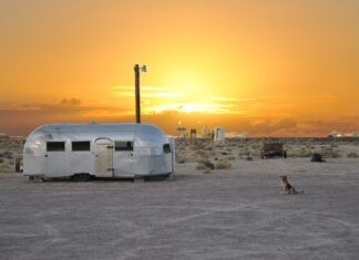 Are caravan holidays better than villa or hotel stays? We find out in todays travel guide   Elle Blonde Luxury Lifestyle Destination Blog