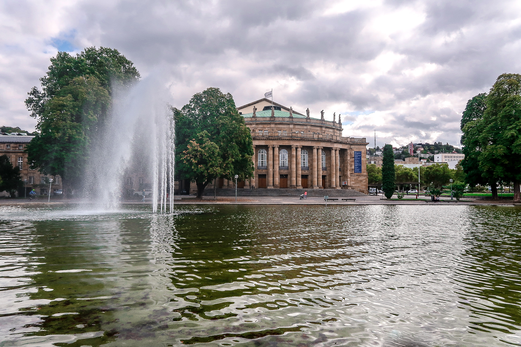 Walking tour of Stuttgart   What to do when visiting Stuttgart for the first time   Germany travel guide   Elle Blonde Luxury Lifestyle Destination Blog