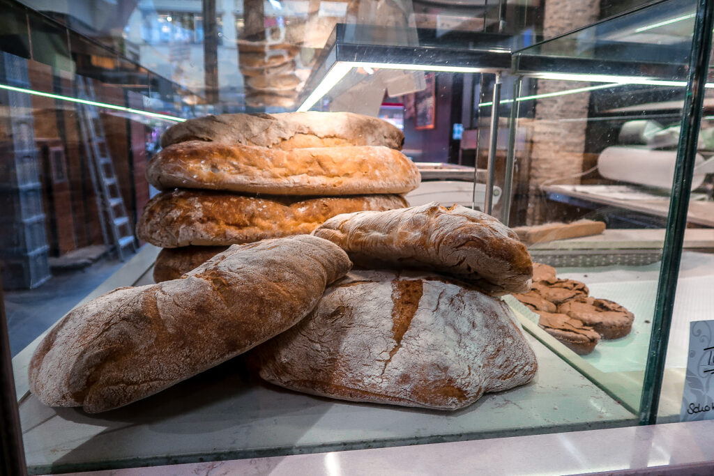 Bread   Covered Market   What to do when visiting Stuttgart for the first time   Germany travel guide   Elle Blonde Luxury Lifestyle Destination Blog