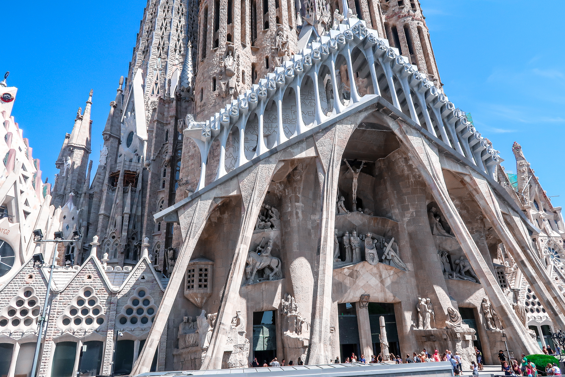 The Best Way To Spend 12 Hours In Barcelona, Spain | Travel Tips | Elle Blonde Luxury Lifestyle Destination Blog