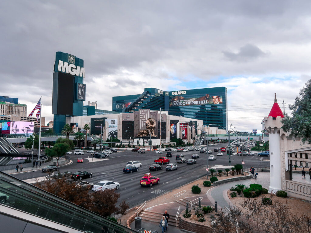 MGM Grand | 7 Night Itinerary for Las Vegas | If you're looking to plan things to do in Vegas here's what we got up to on our 6th visit | Travel Tips | Elle Blonde Luxury Lifestyle Destination Blog