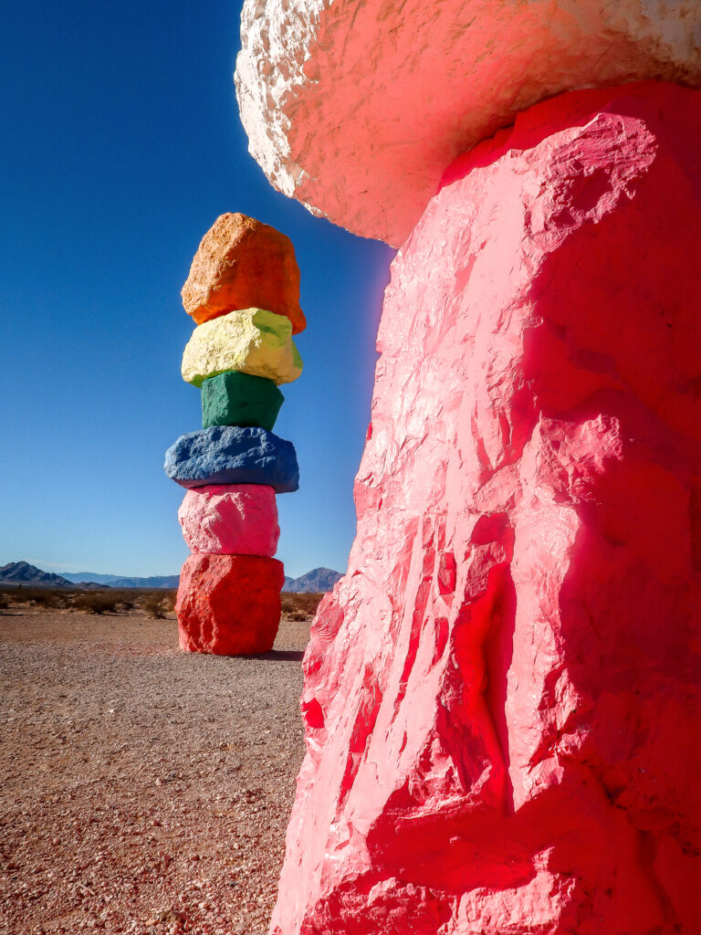 7 Magic Mountains in Jean   7 Night Itinerary for Las Vegas   If you're looking to plan things to do in Vegas here's what we got up to on our 6th visit   Travel Tips   Elle Blonde Luxury Lifestyle Destination Blog