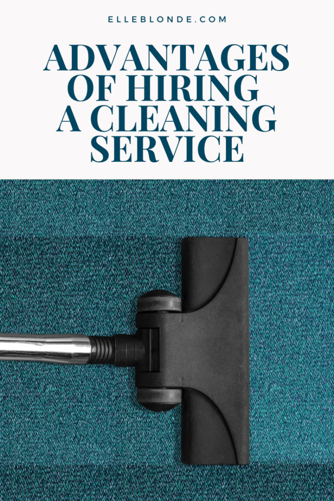 What are the advantages of hiring a cleaning service to avoid Mrs Hinch'ing your home   Home Interiors   Elle Blonde Luxury Lifestyle Destination Blog